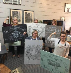 IOD Masterpiece Workshop at Extending Grace Hubbard Ohio