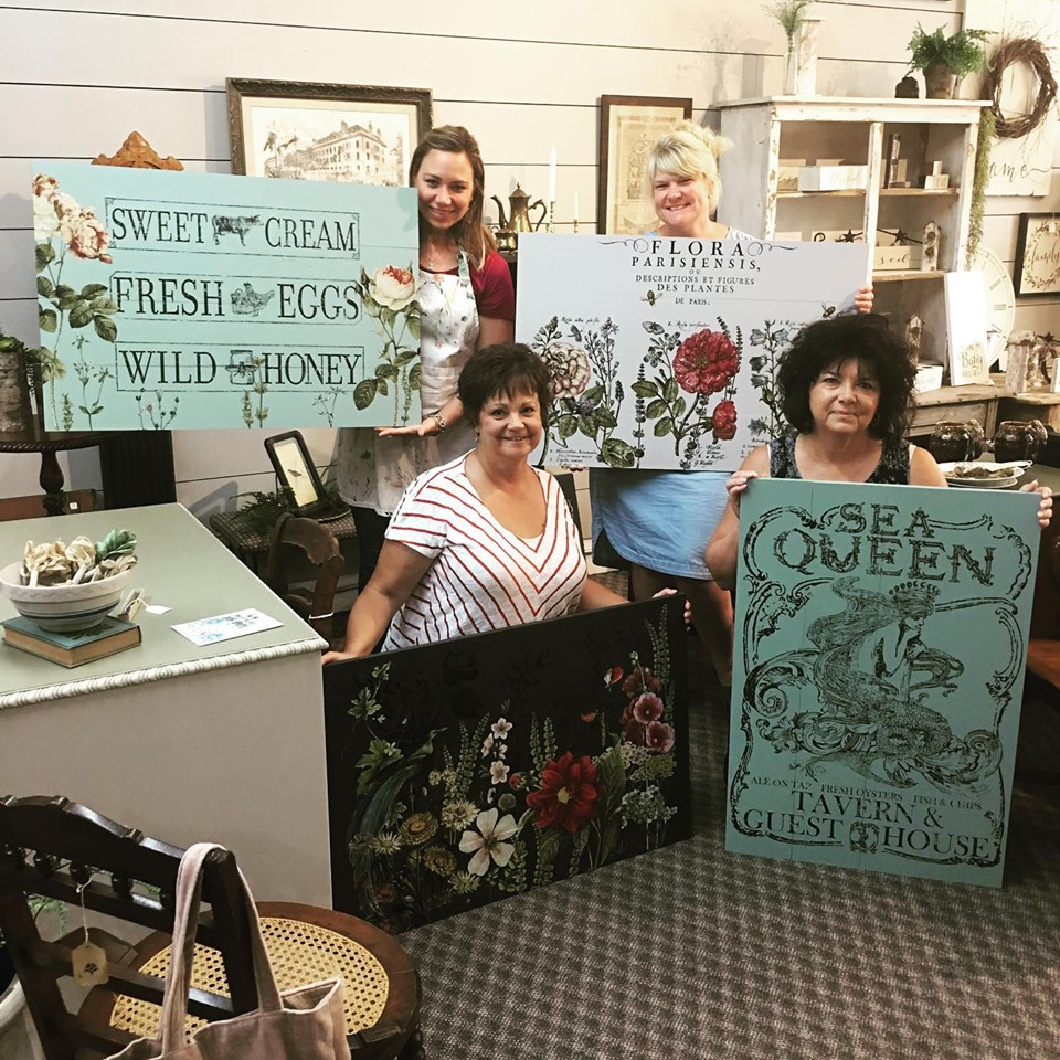 Creative Iron Orchid Design Workshop at Extending Grace