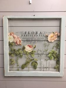 Iron Orchid Design Window Transfer Workshop at Extending Grace