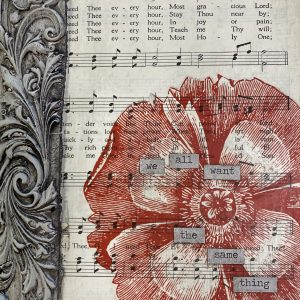 Learn how to work with a variety of mediums in our mixed media workshop at extendinggrace.net
